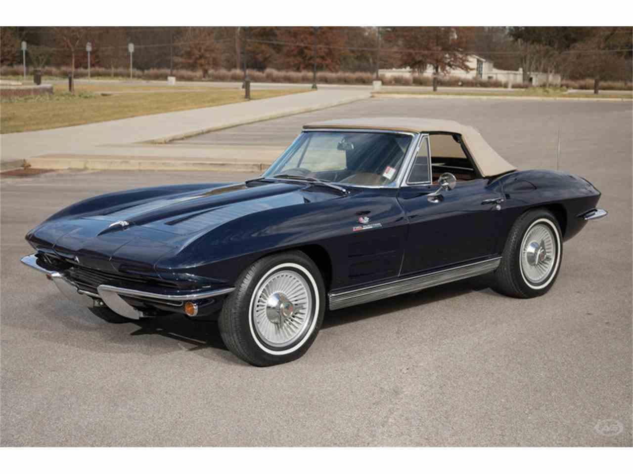Large Picture of Classic 1963 Corvette - MFF5