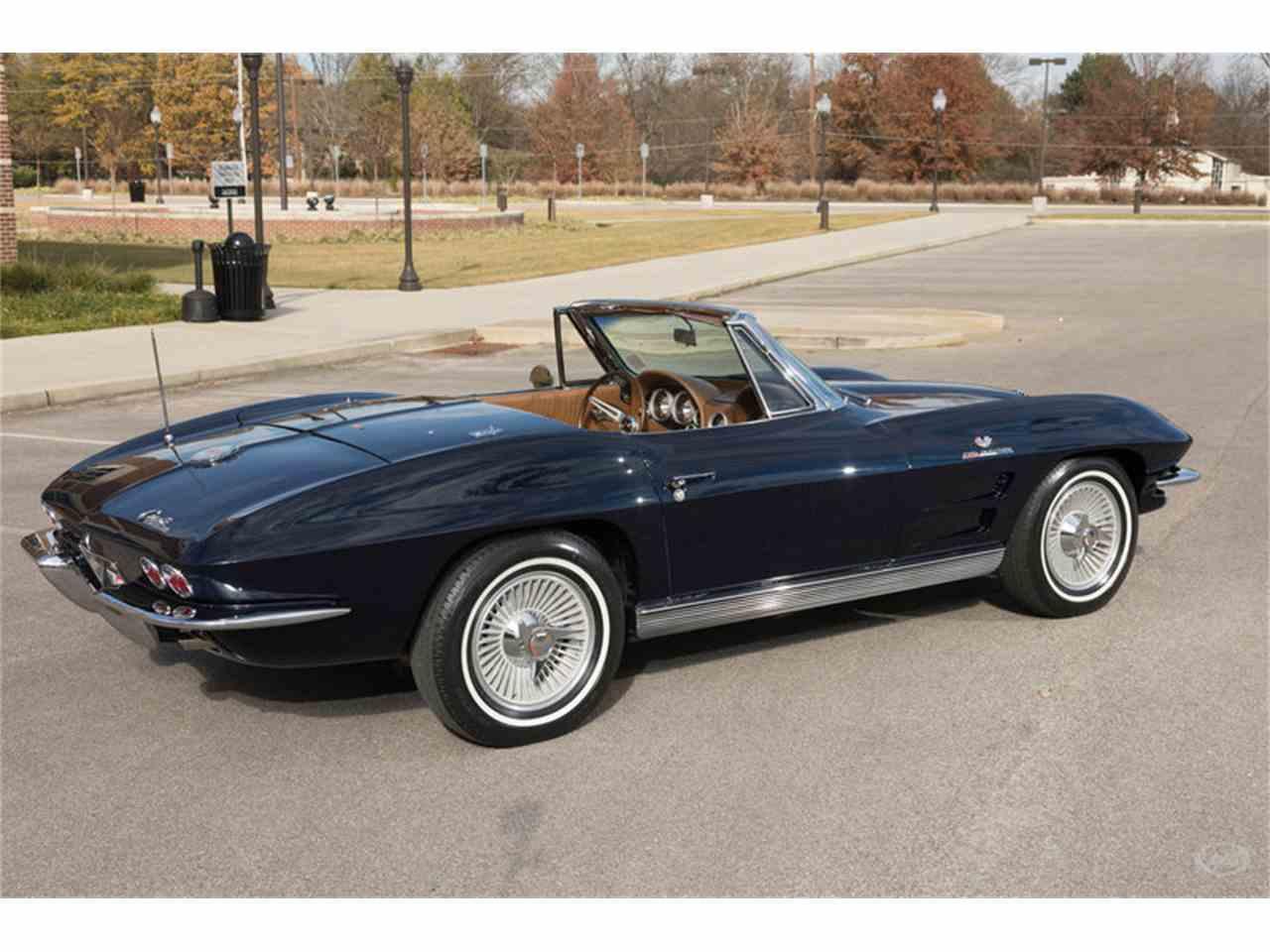 Large Picture of '63 Chevrolet Corvette - $107,900.00 - MFF5