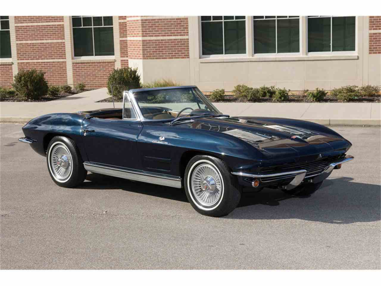 Large Picture of Classic '63 Chevrolet Corvette Offered by Art & Speed - MFF5