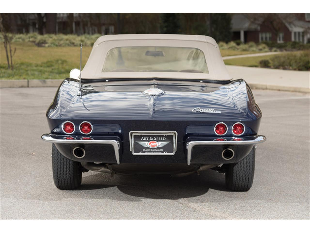 Large Picture of Classic '63 Corvette - MFF5