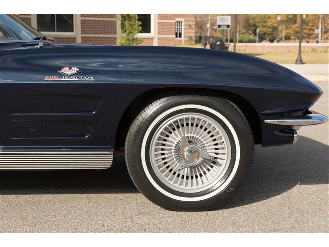 Large Picture of Classic 1963 Chevrolet Corvette located in Tennessee - MFF5
