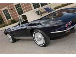 Picture of '63 Chevrolet Corvette located in Collierville Tennessee Offered by Art & Speed - MFF5