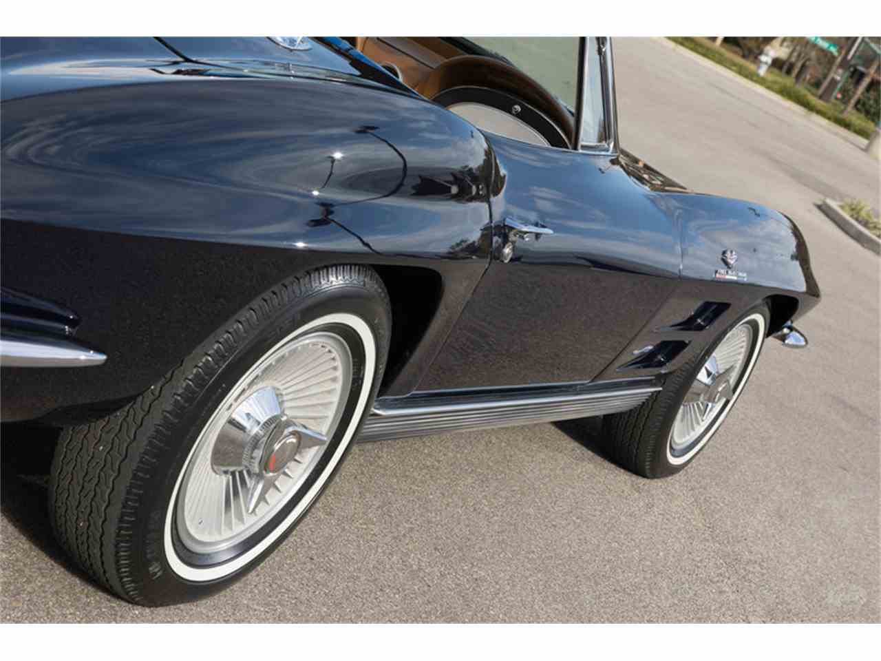 Large Picture of 1963 Chevrolet Corvette - MFF5