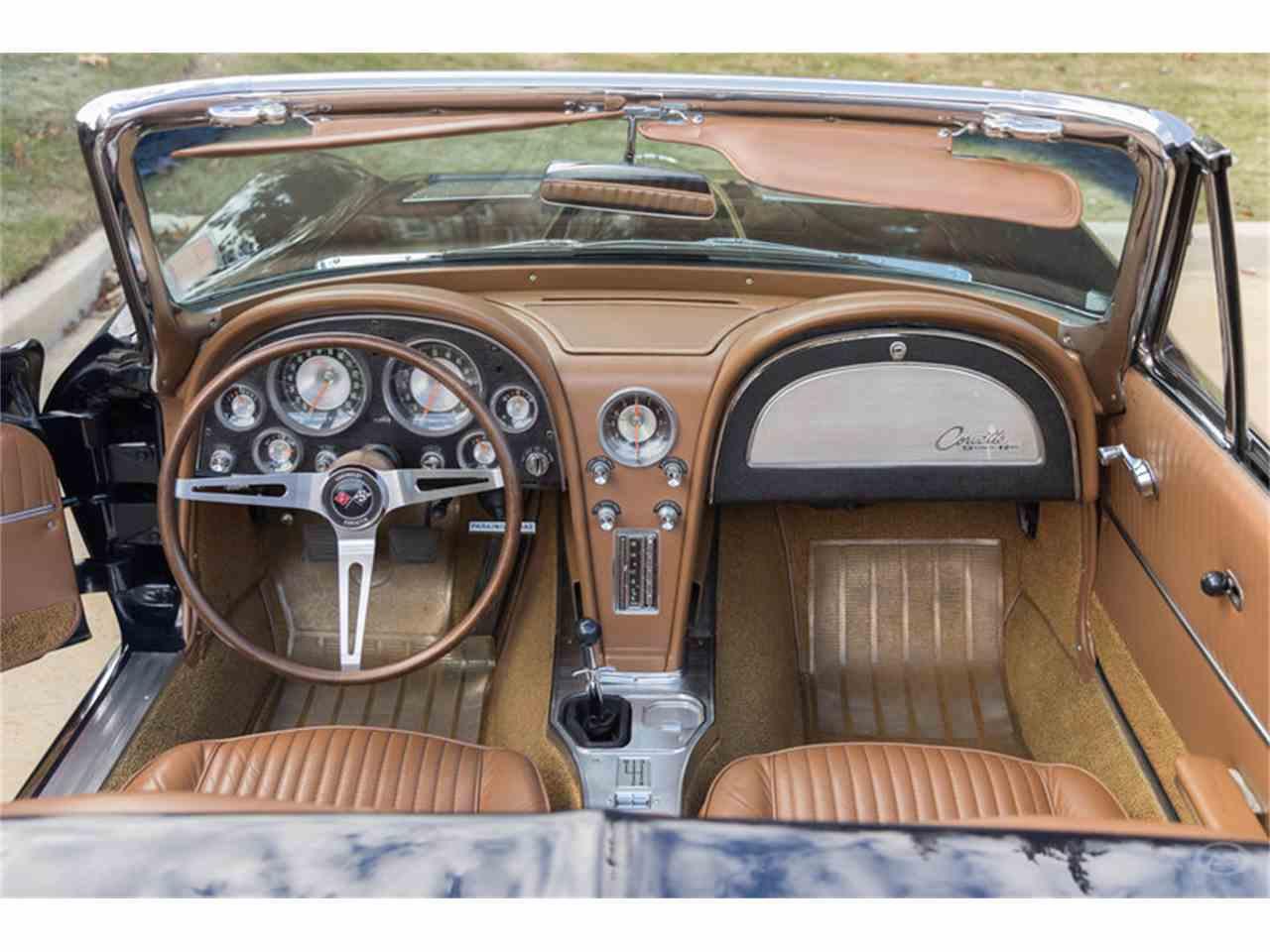 Large Picture of Classic '63 Chevrolet Corvette - $107,900.00 - MFF5