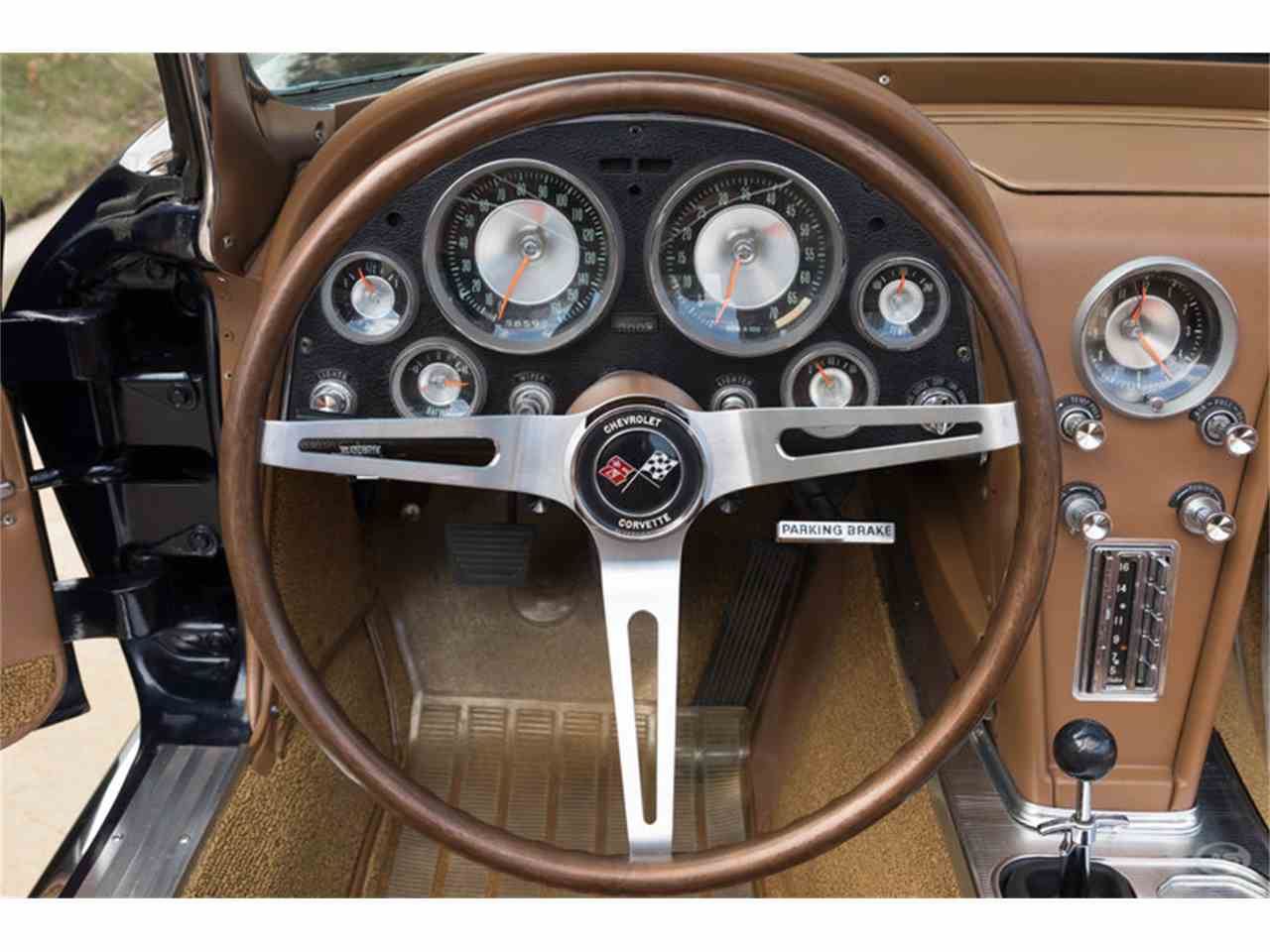 Large Picture of '63 Corvette located in Collierville Tennessee Offered by Art & Speed - MFF5