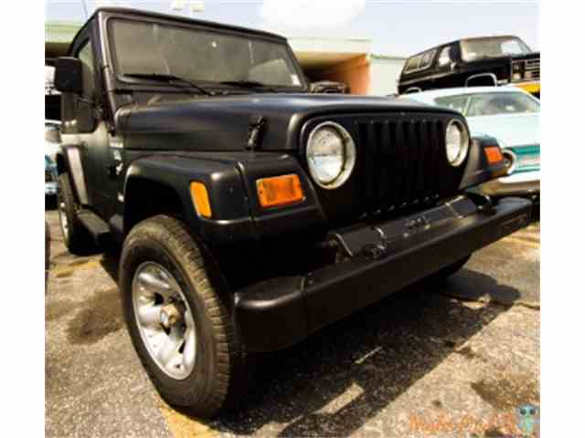Picture of '97 Wrangler - MFH4