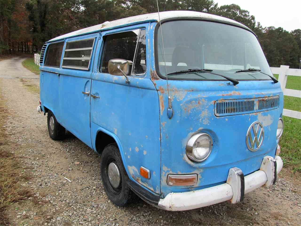 Large Picture of 1972 Volkswagen Bus - MAIP