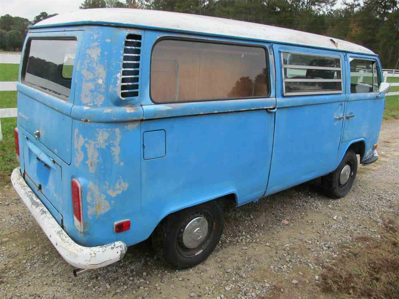 Large Picture of '72 Bus located in Fayetteville Georgia - $8,900.00 Offered by Peachtree Classic Cars - MAIP