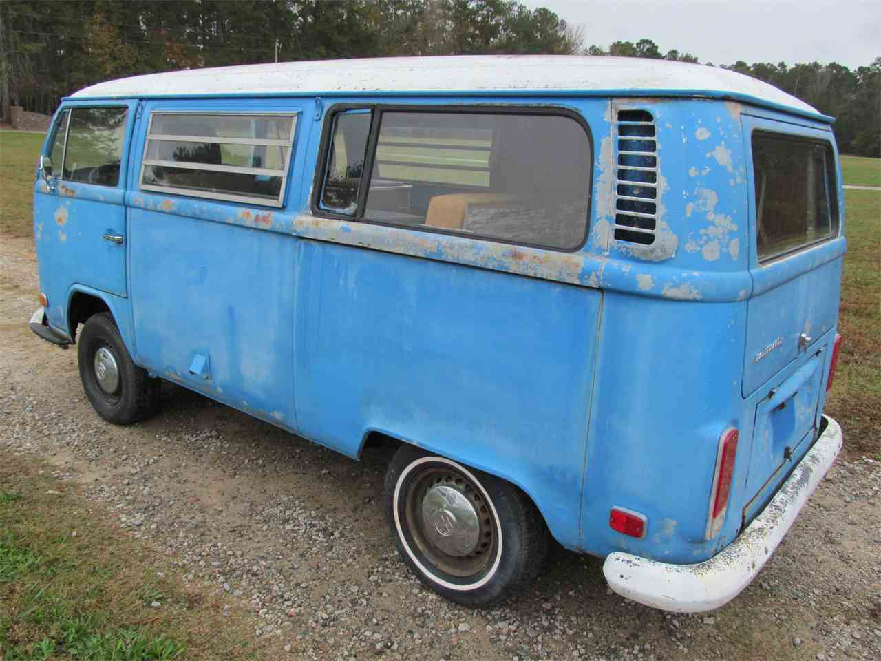 Large Picture of '72 Volkswagen Bus located in Fayetteville Georgia - $8,900.00 - MAIP