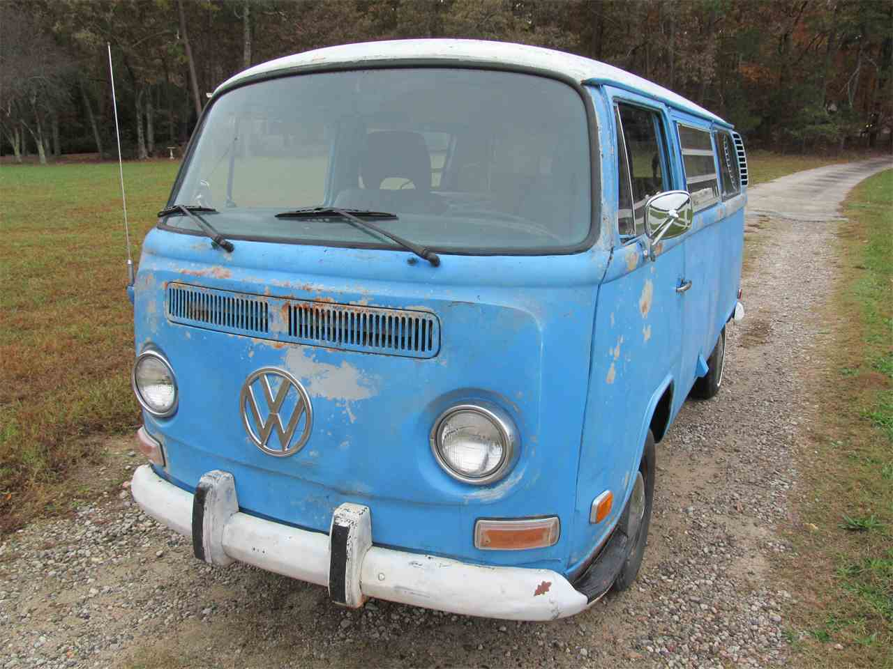 Large Picture of 1972 Volkswagen Bus Offered by Peachtree Classic Cars - MAIP