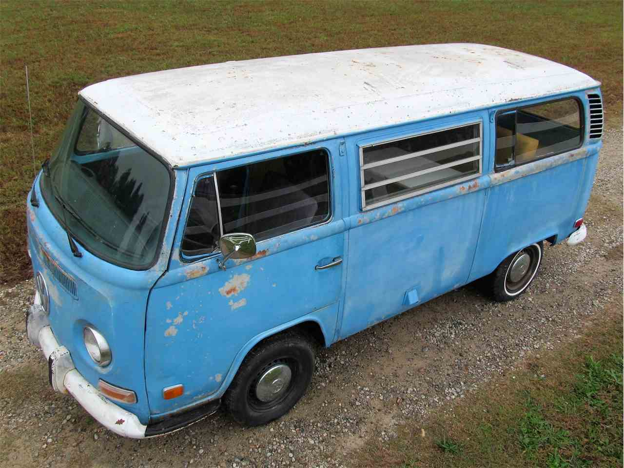 Large Picture of '72 Volkswagen Bus Offered by Peachtree Classic Cars - MAIP