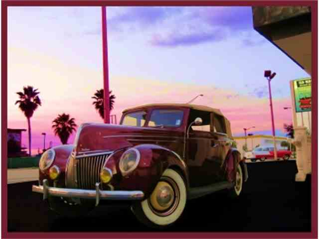 Picture of '39 Ford Hot Rod - $62,500.00 Offered by Sobe Classics - MFHJ