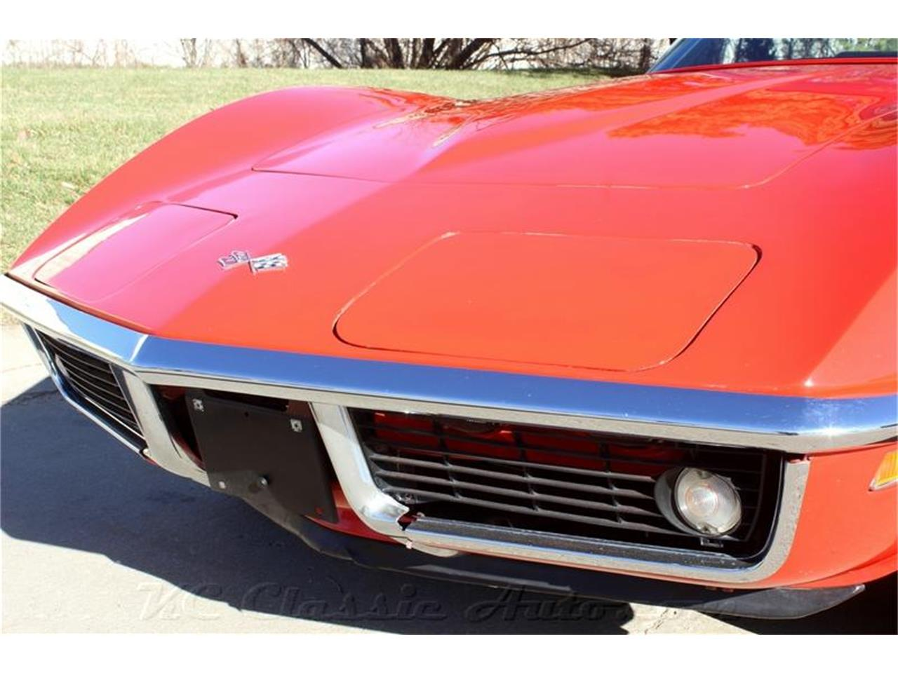 Large Picture of '69 Corvette - MFI7