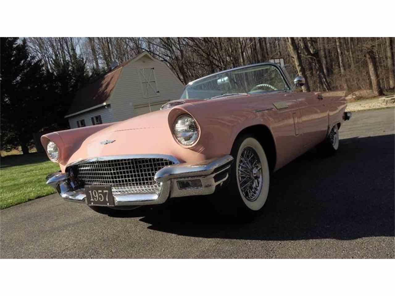 1957 Ford Thunderbird for Sale   ClassicCars.com   CC-1046528