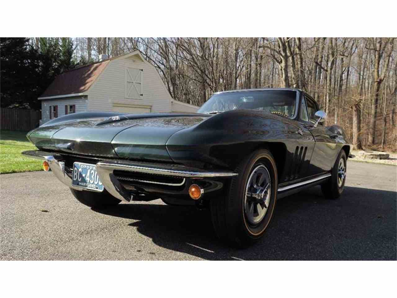 Large Picture of '65 Corvette - MFIC