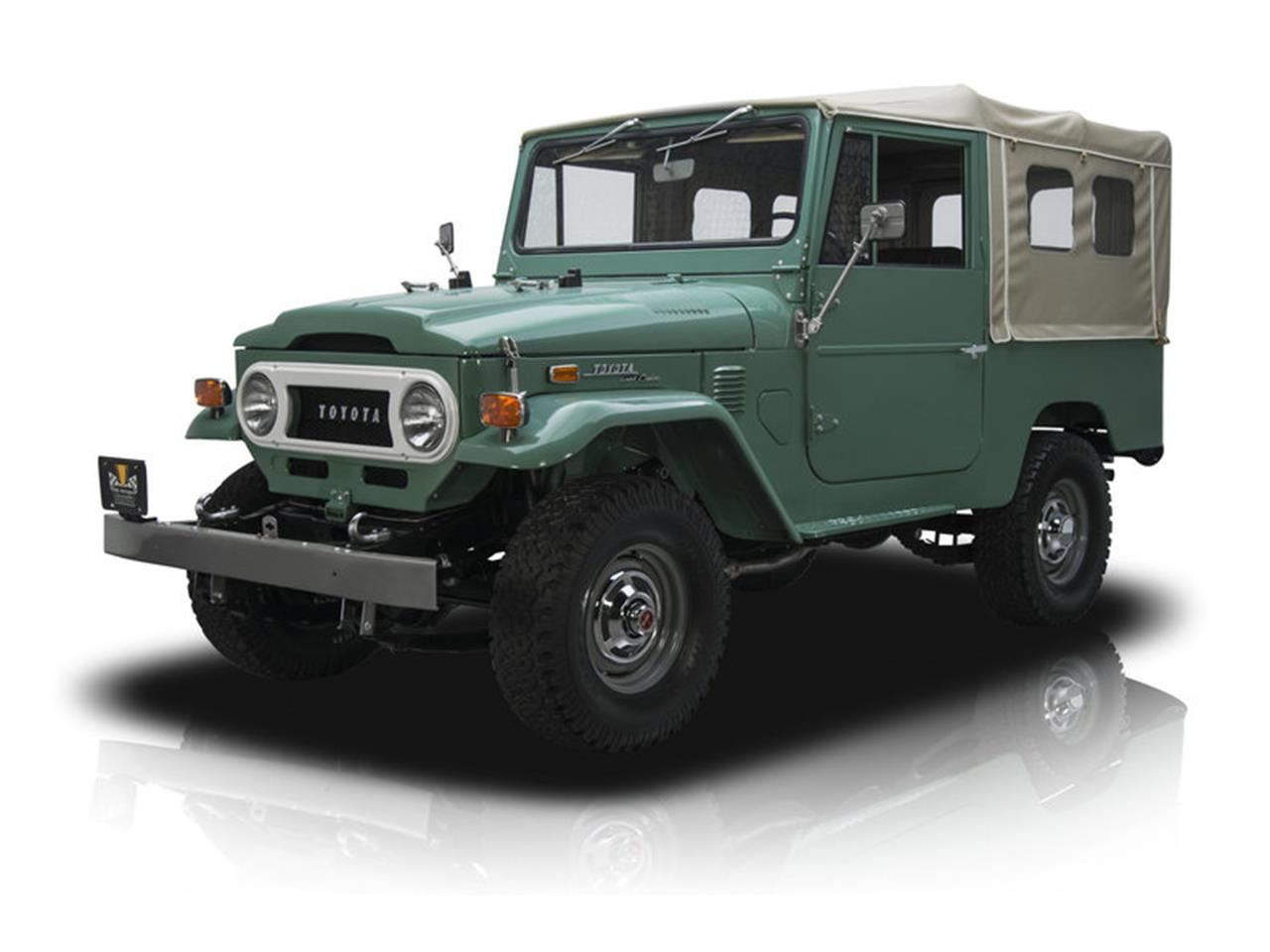 Large Picture of '72 Land Cruiser FJ - MFIF