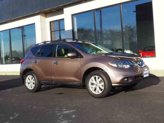 Picture of '12 Murano - MFIP