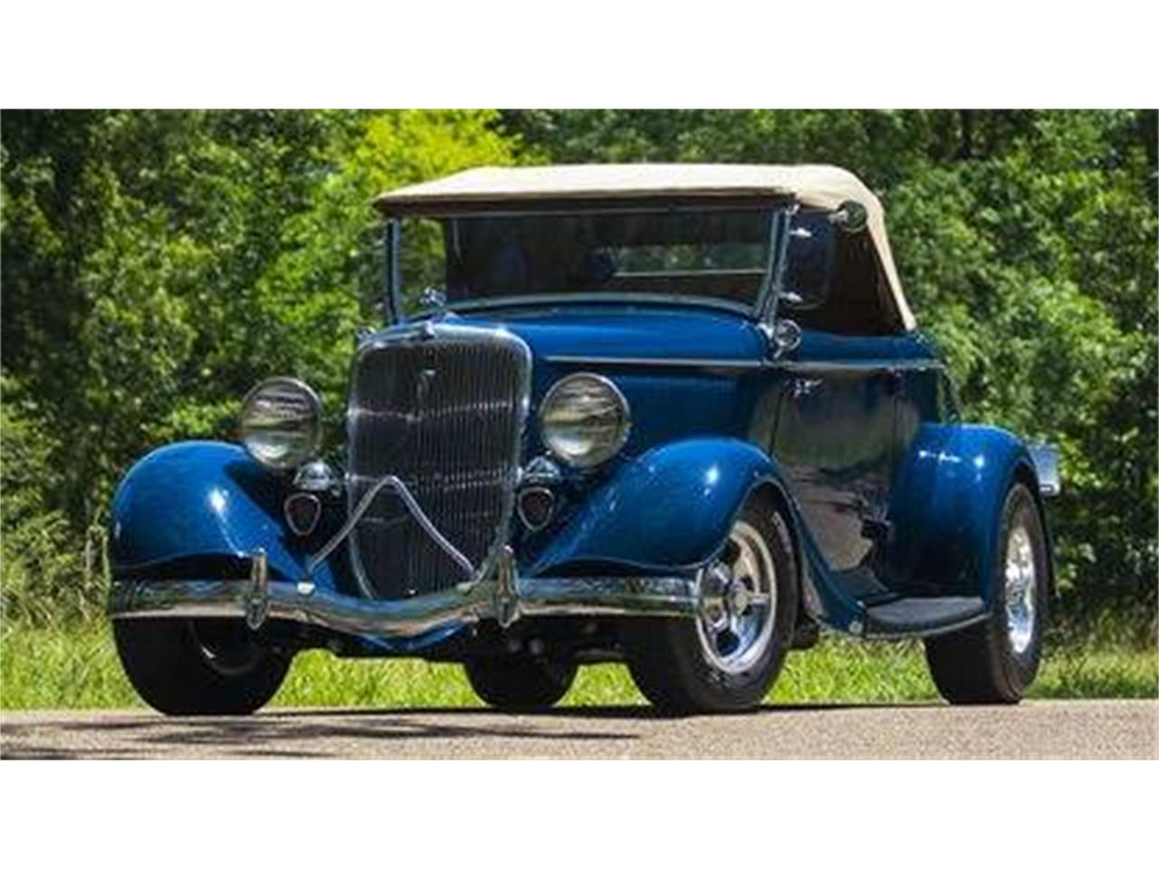 Large Picture of Classic '34 Roadster - MFJB