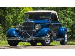 Picture of Classic '34 Ford Roadster located in California Offered by Highline Motorsports - MFJB