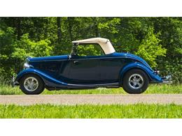 Picture of 1934 Ford Roadster Auction Vehicle Offered by Highline Motorsports - MFJB