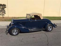 Picture of Classic 1934 Ford Roadster - MFJB