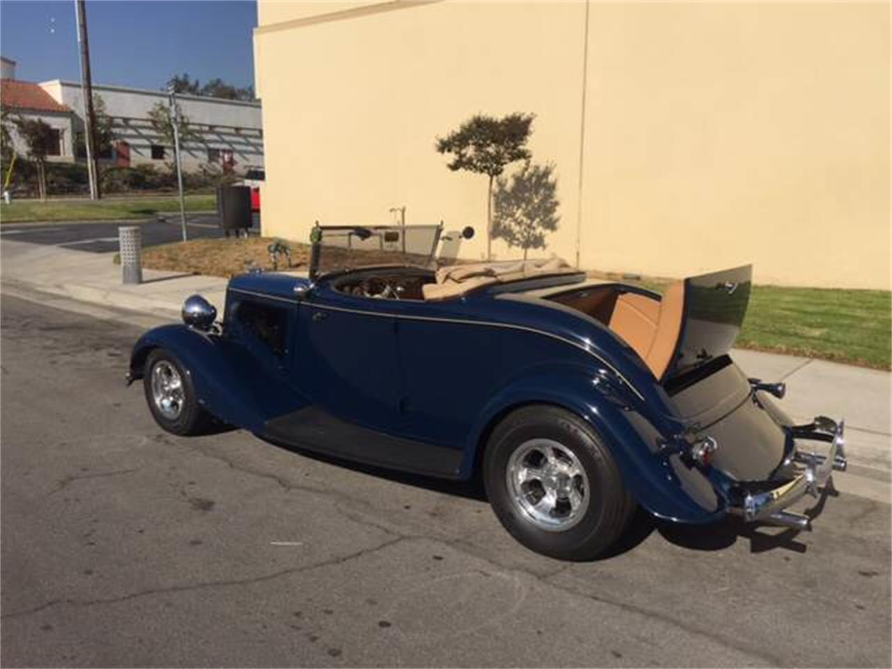 Large Picture of Classic 1934 Roadster located in Brea California Offered by Highline Motorsports - MFJB