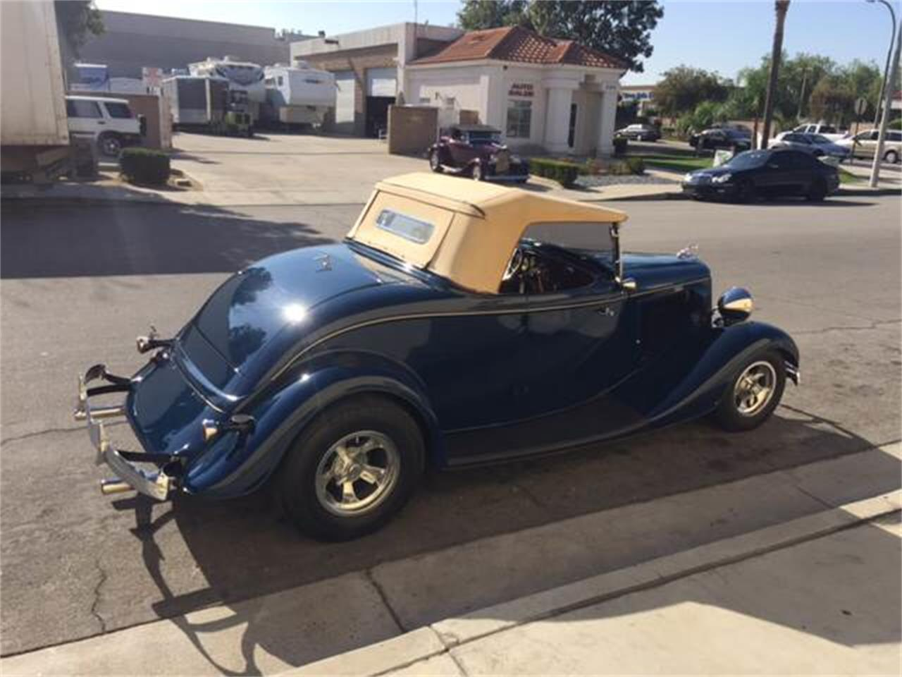 Large Picture of '34 Ford Roadster located in California Auction Vehicle Offered by Highline Motorsports - MFJB