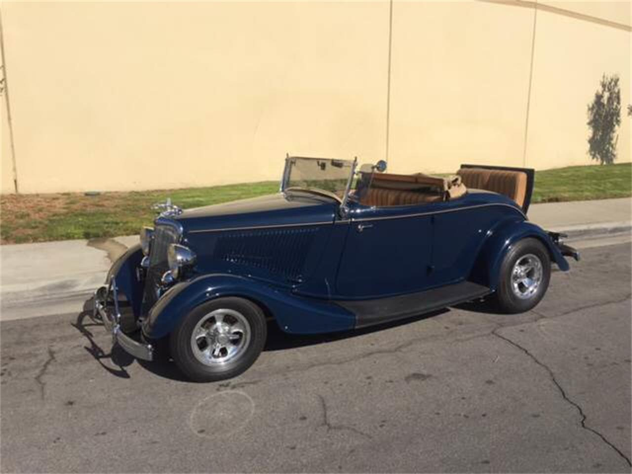 Large Picture of Classic 1934 Ford Roadster Offered by Highline Motorsports - MFJB