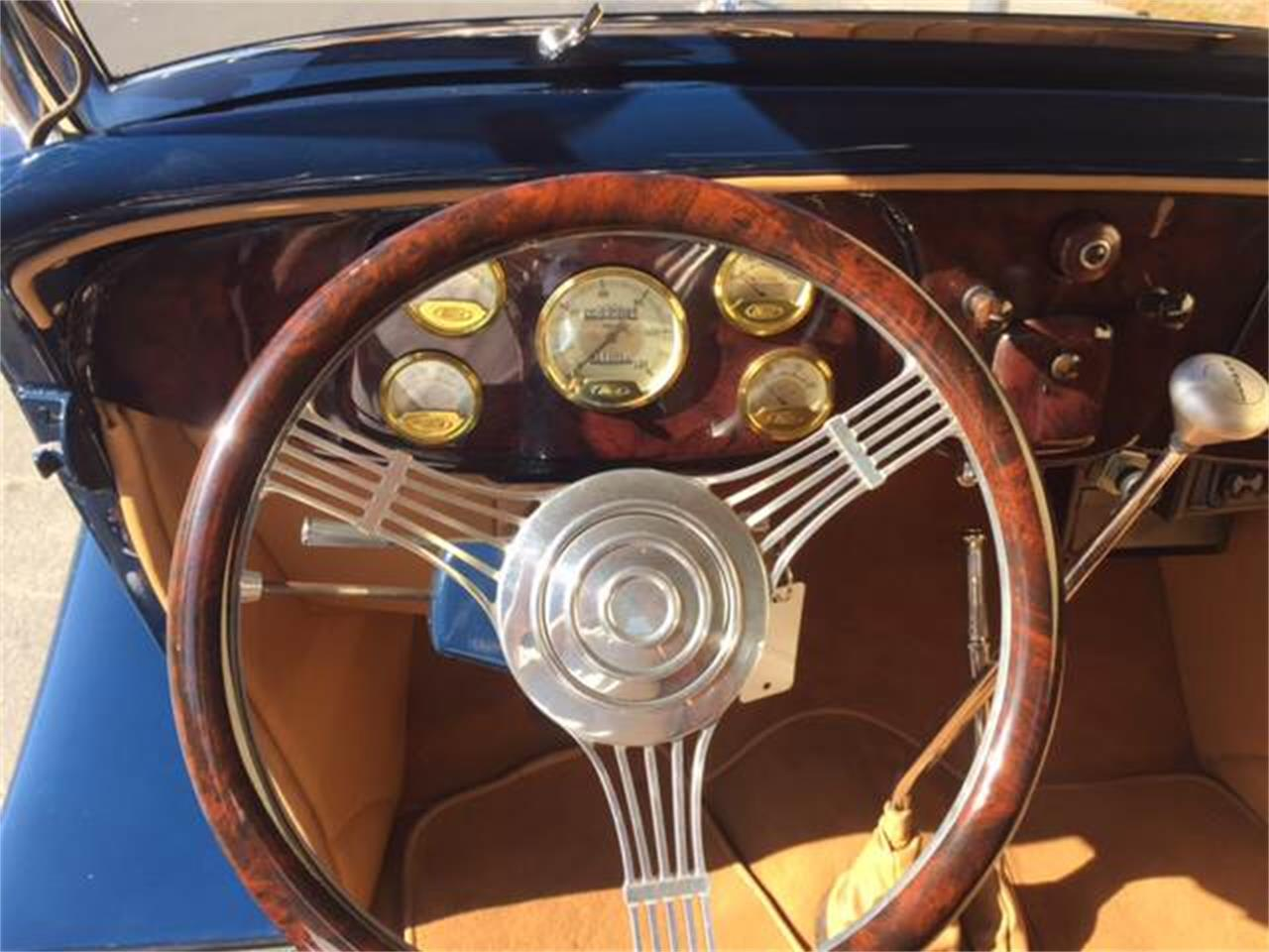 Large Picture of '34 Ford Roadster located in Brea California Auction Vehicle - MFJB