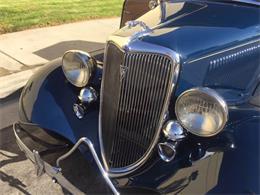 Picture of '34 Roadster located in Brea California - MFJB
