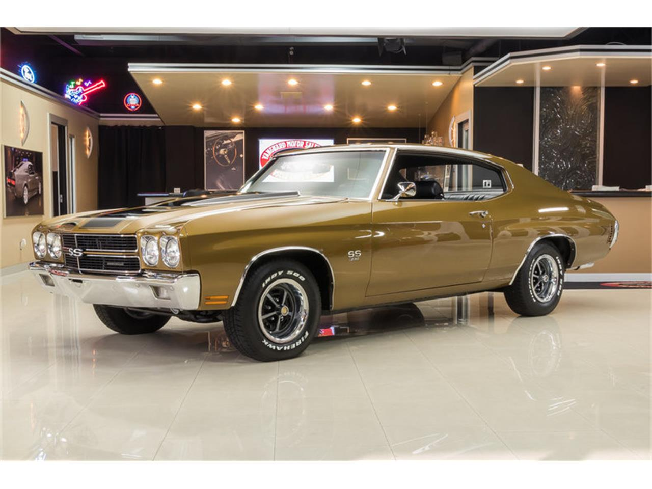 Large Picture of Classic 1970 Chevelle located in Plymouth Michigan - $64,900.00 - MFJD