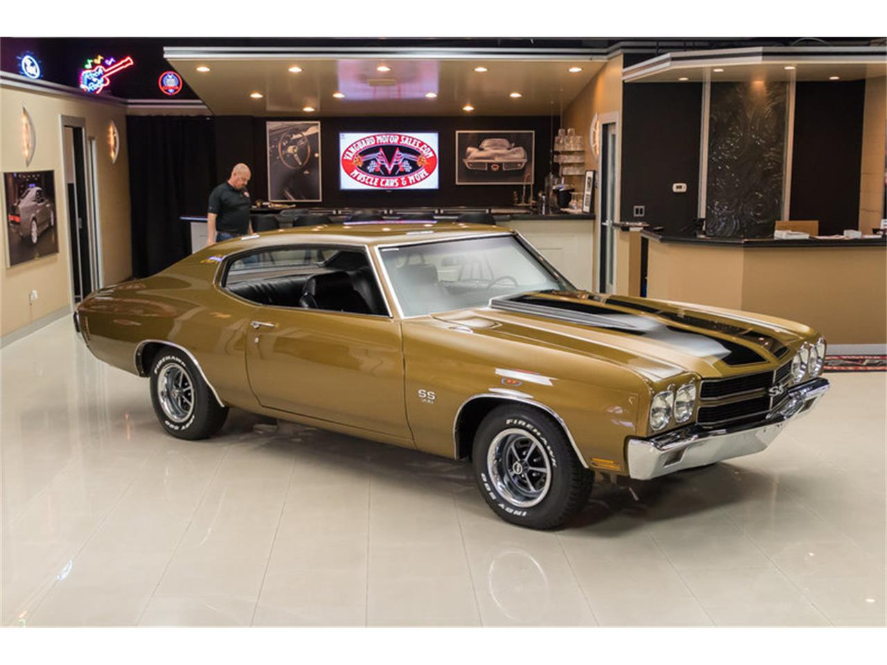 Large Picture of 1970 Chevelle Offered by Vanguard Motor Sales - MFJD