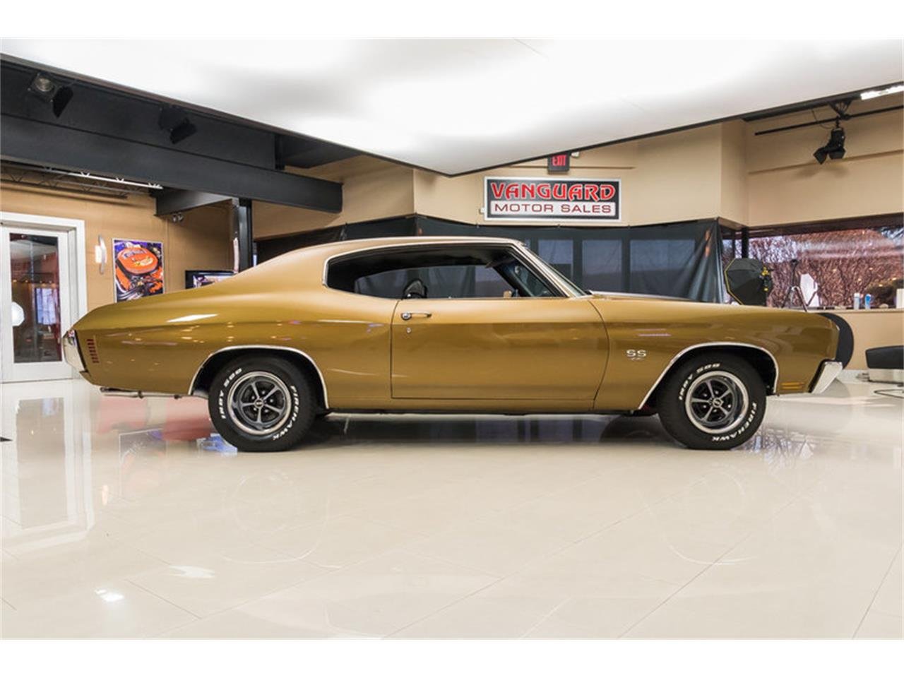 Large Picture of '70 Chevelle located in Plymouth Michigan - MFJD