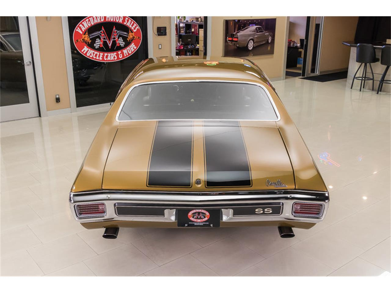 Large Picture of '70 Chevelle Offered by Vanguard Motor Sales - MFJD
