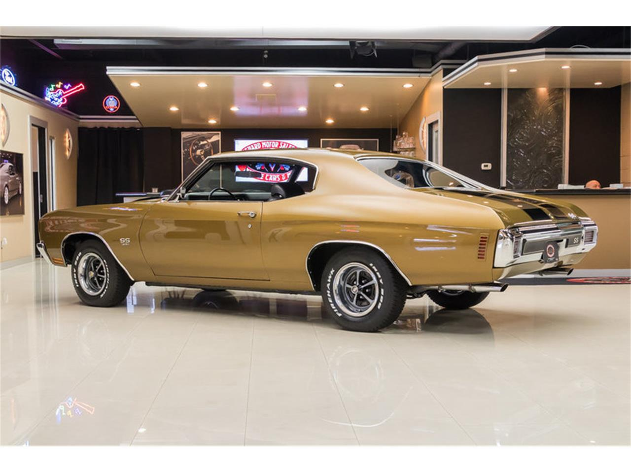 Large Picture of Classic '70 Chevelle Offered by Vanguard Motor Sales - MFJD