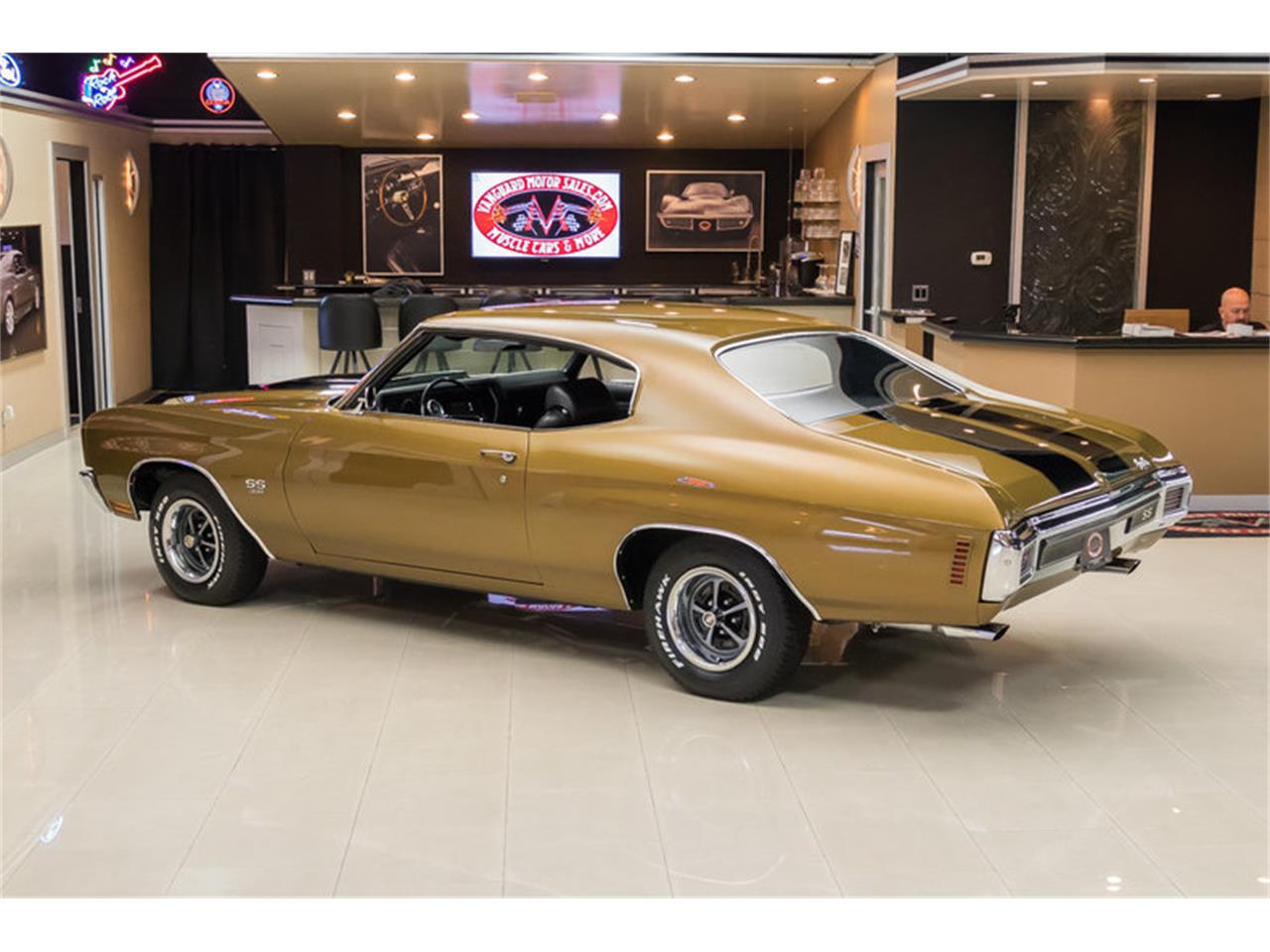 Large Picture of Classic '70 Chevrolet Chevelle located in Plymouth Michigan Offered by Vanguard Motor Sales - MFJD