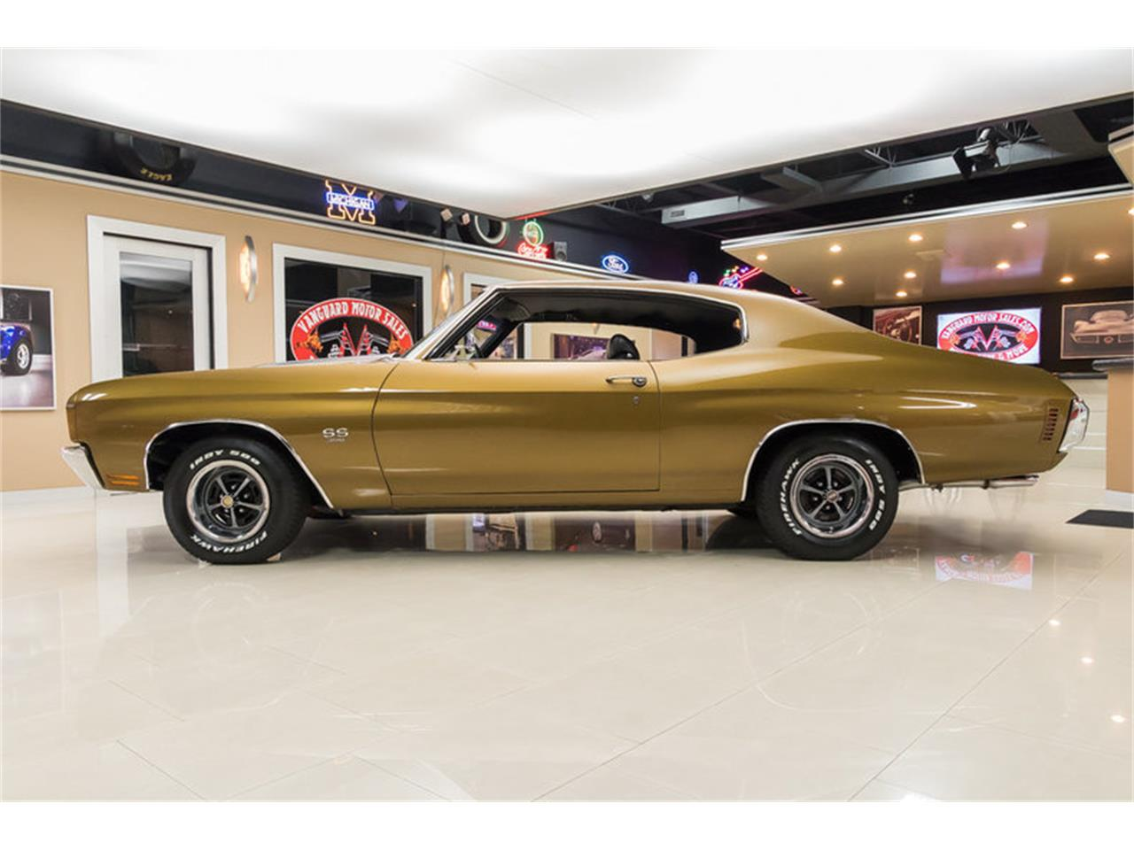 Large Picture of Classic '70 Chevrolet Chevelle - $64,900.00 Offered by Vanguard Motor Sales - MFJD