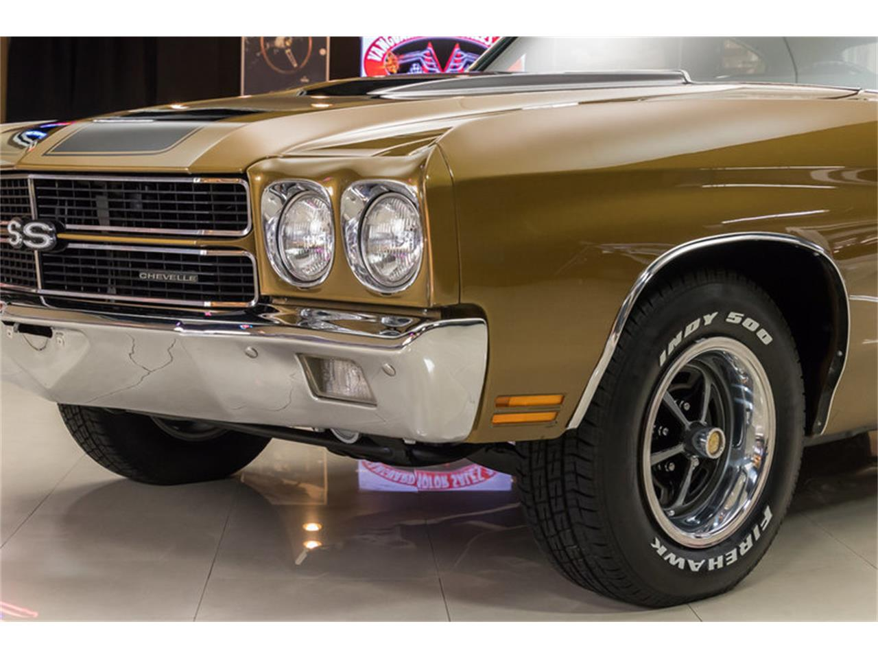 Large Picture of '70 Chevrolet Chevelle Offered by Vanguard Motor Sales - MFJD