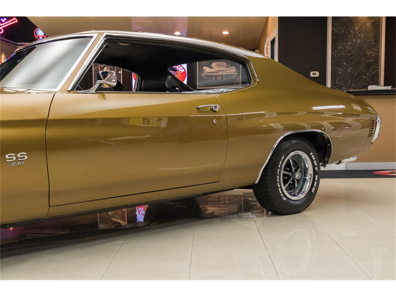 Large Picture of 1970 Chevelle located in Plymouth Michigan - MFJD
