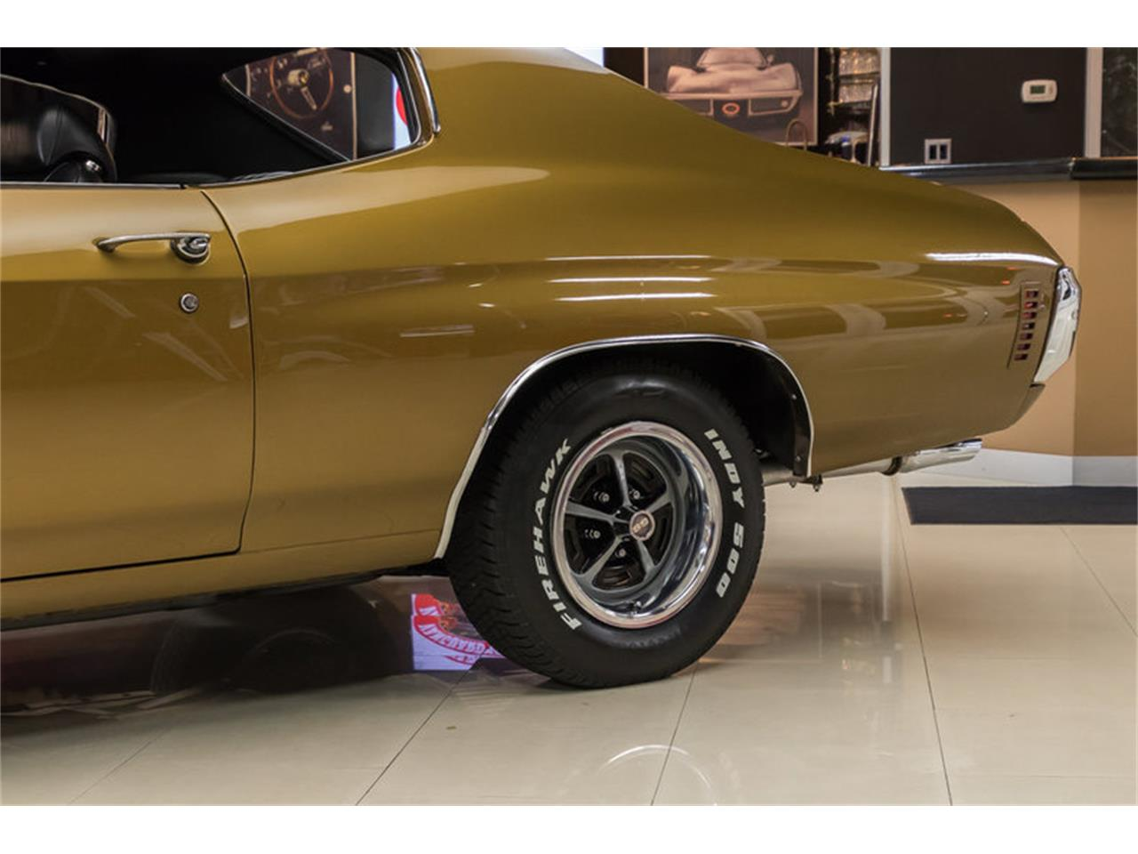 Large Picture of Classic '70 Chevelle located in Plymouth Michigan - $64,900.00 Offered by Vanguard Motor Sales - MFJD