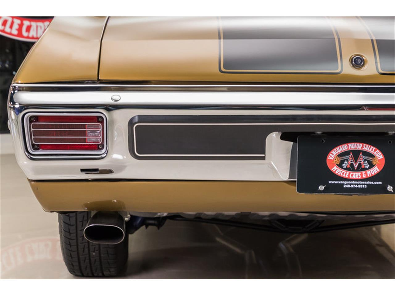 Large Picture of Classic 1970 Chevrolet Chevelle located in Plymouth Michigan - $64,900.00 - MFJD