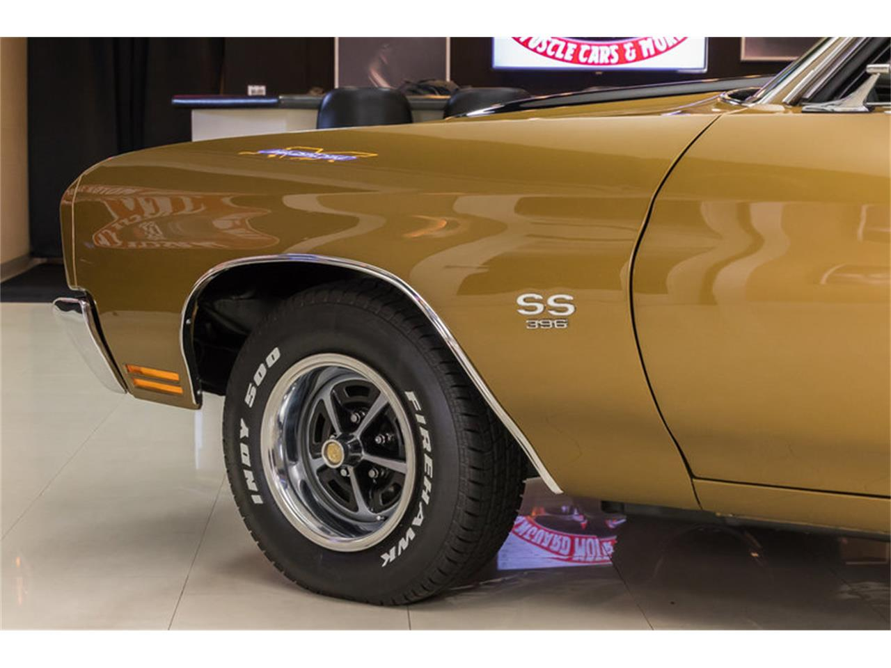 Large Picture of '70 Chevelle located in Michigan - MFJD