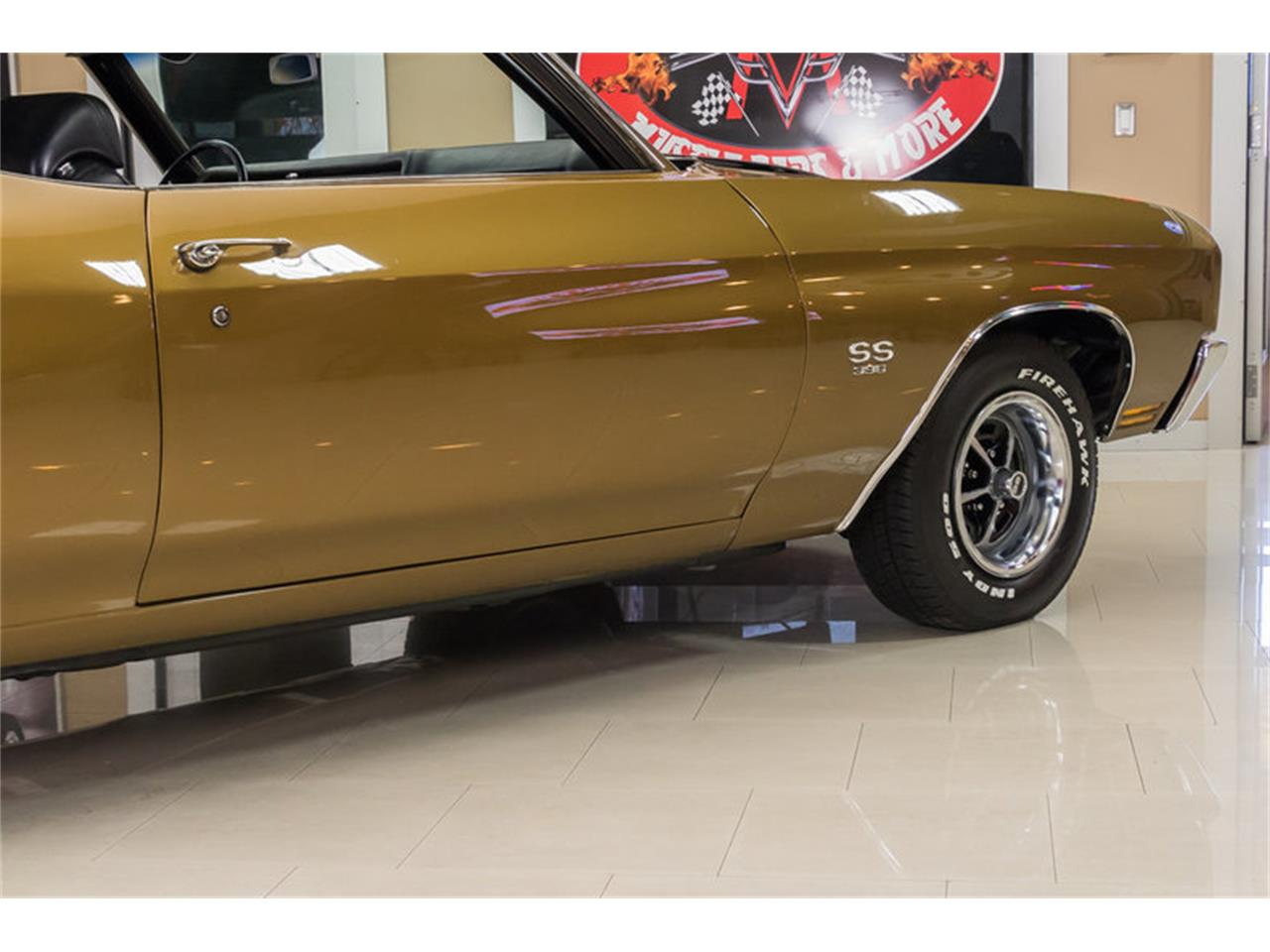 Large Picture of '70 Chevelle located in Plymouth Michigan Offered by Vanguard Motor Sales - MFJD