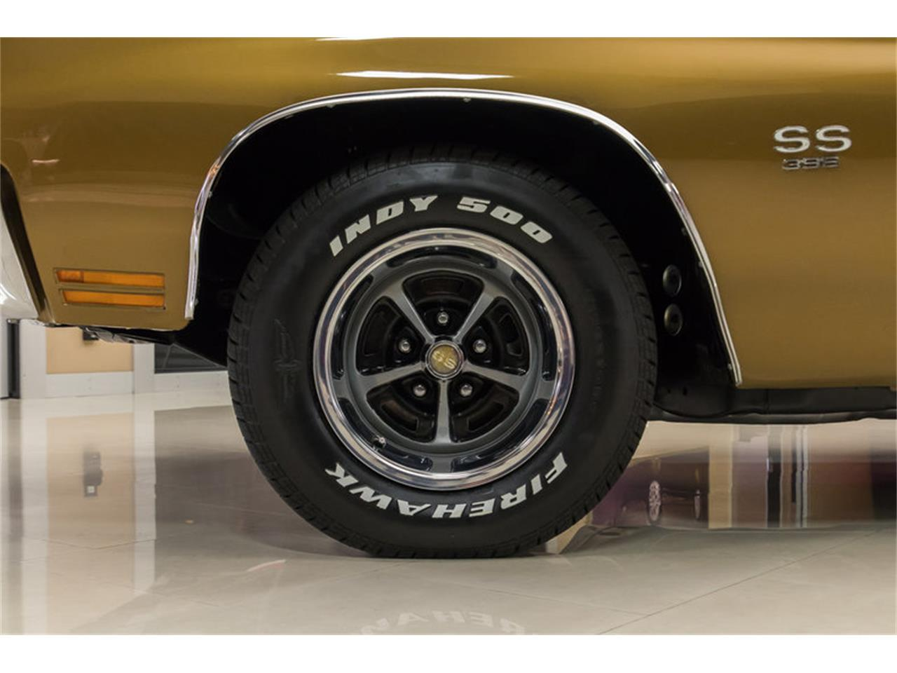 Large Picture of '70 Chevelle located in Michigan Offered by Vanguard Motor Sales - MFJD