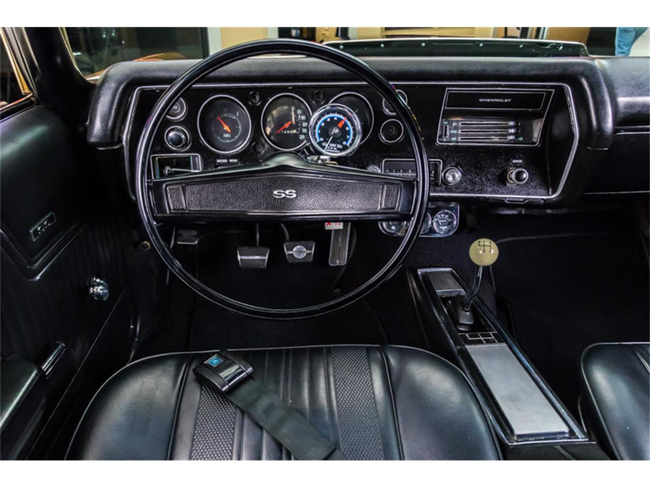 Large Picture of Classic 1970 Chevelle located in Plymouth Michigan - $64,900.00 Offered by Vanguard Motor Sales - MFJD