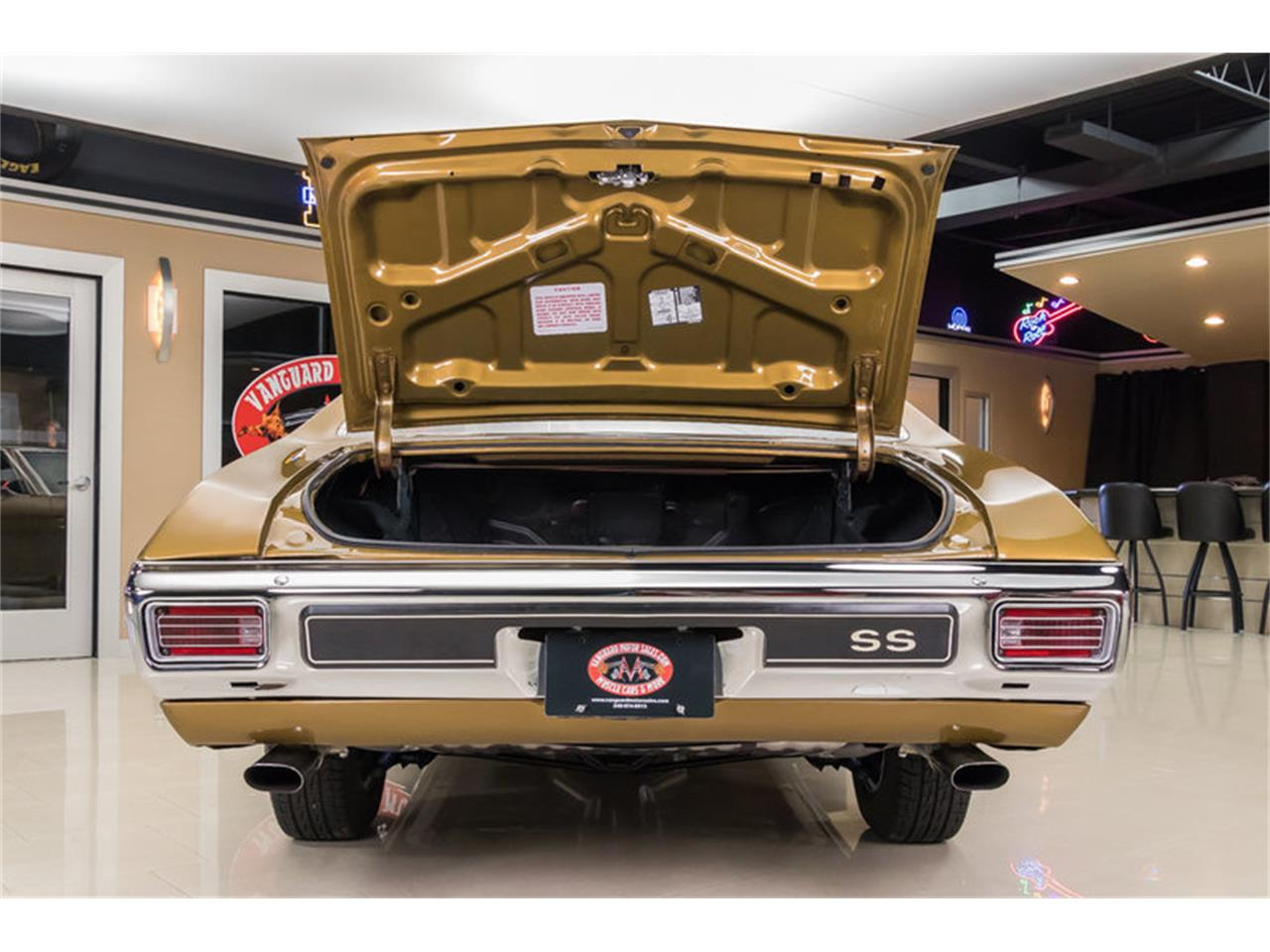 Large Picture of '70 Chevrolet Chevelle located in Michigan Offered by Vanguard Motor Sales - MFJD