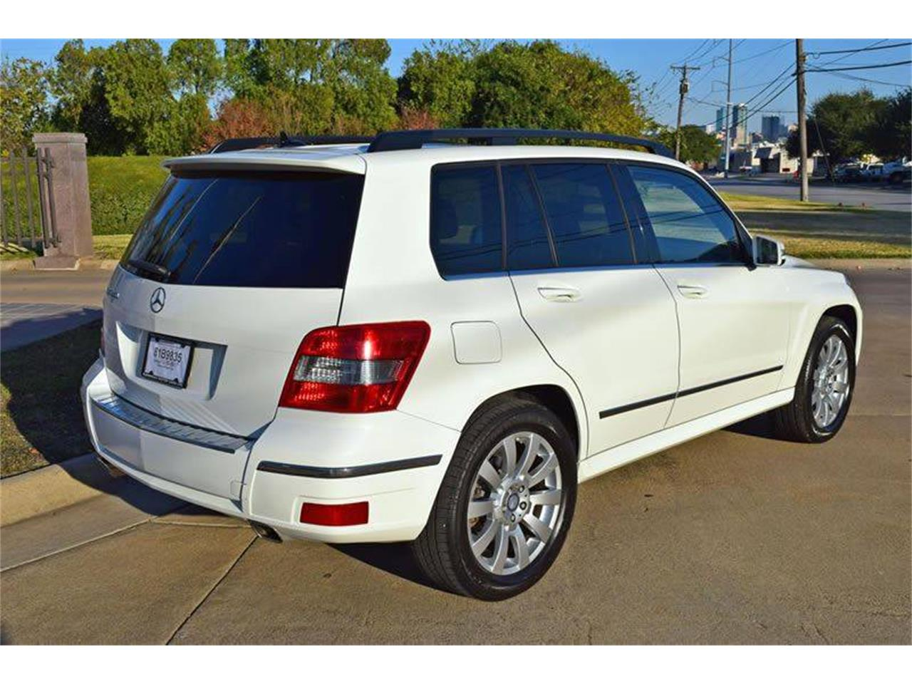 Large Picture of '12 GLK350 - MFJH