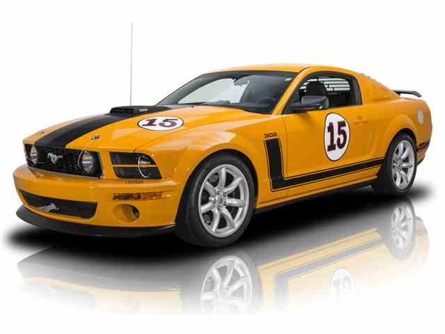 Picture of '07 Mustang - MFJR