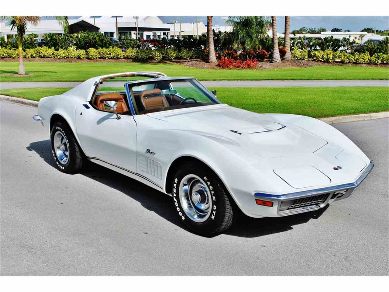 Large Picture of '71 Corvette - MFK3
