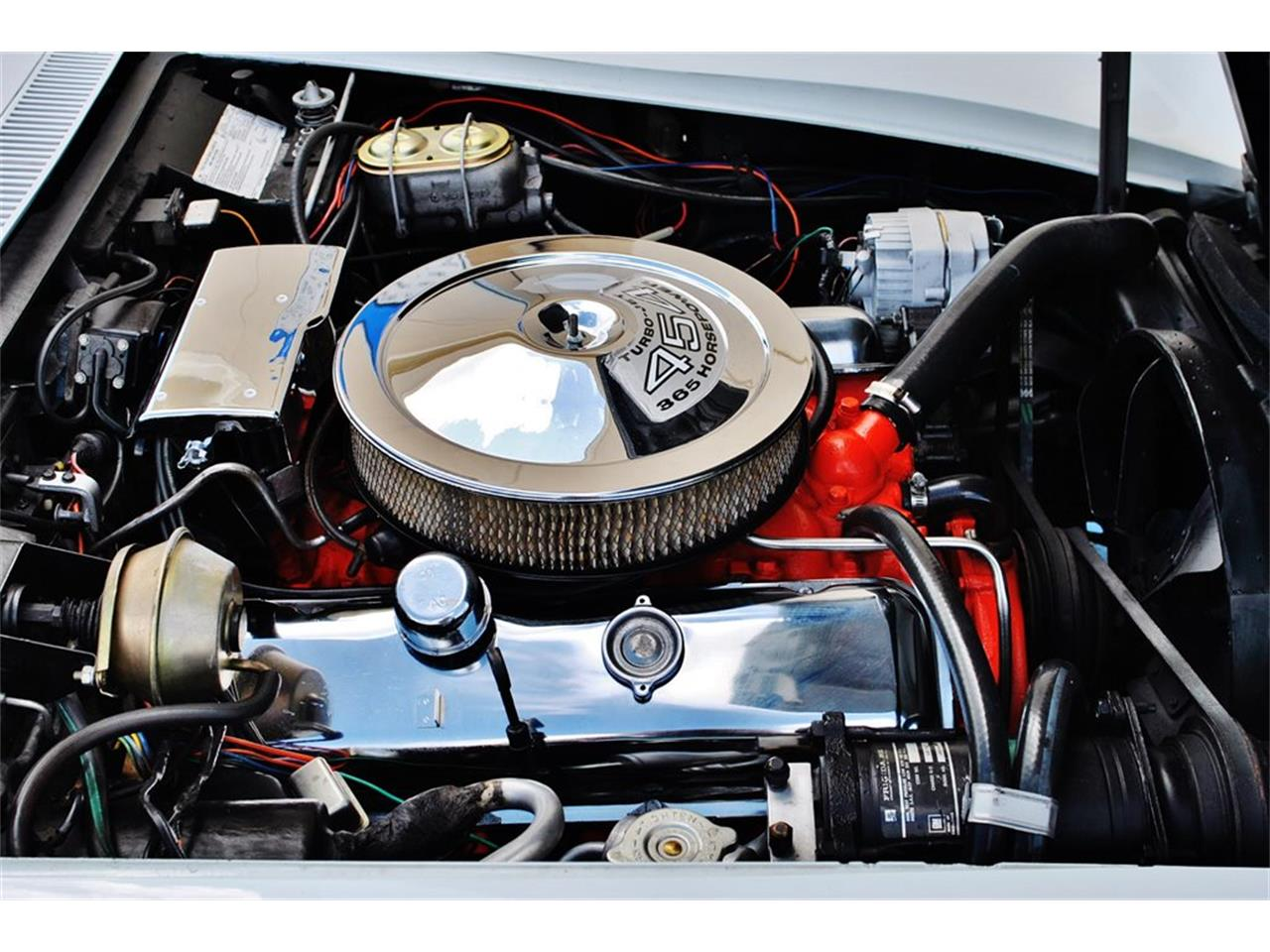 Large Picture of '71 Corvette - MFK3
